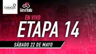 Giro de Italia 2021 EN VIVO: Etapa 14/ de 205 kilómetros con llegada a MONTE ZONCOLAN