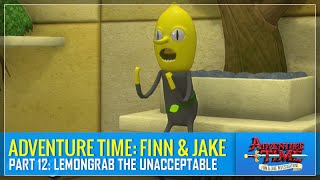 Adventure Time: Finn & Jake Investigations - Part 12: Lemongrab the Unacceptable