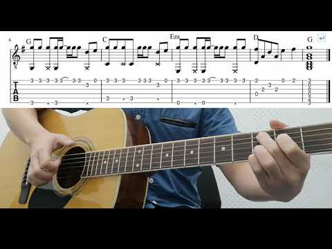 baby-shark---easy-fingerstyle-guitar-playthrough-tutorial-lesson-with-tab