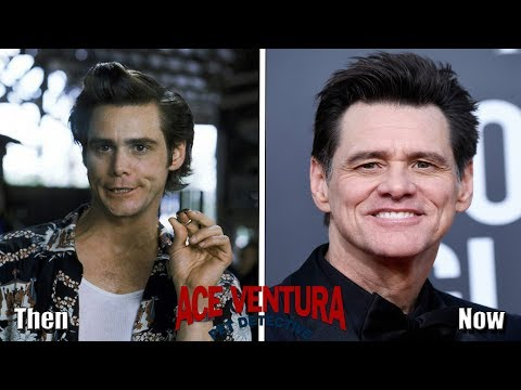 Ace Ventura Pet Detective (1994) Cast Then And Now ★ 2019 (Before And After)