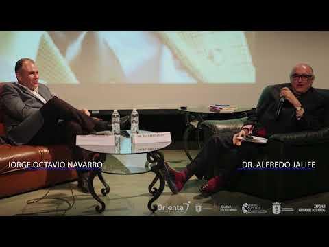 Dr. Alfredo Jalife en Zapopan. Conferencia sobre migración y nuevas relaciones México-EUA