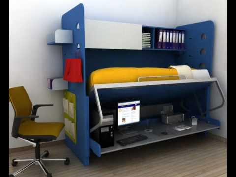 H fele ferrures tavoletto pour lit escamotable youtube - Charniere pour lit escamotable ...