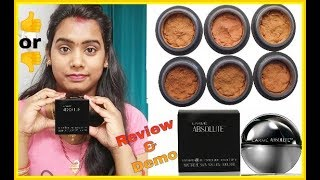 Lakme Absolute Skin Natural Mousse Foundation Review Good or Bad Janiye is video mein