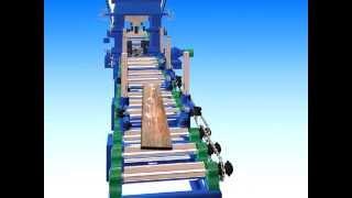 Схема работы стенда для сварки балки(Универсальный сборочно-сварочный стенд позволяет осуществлять сборку, сварку и правку двутавровых балок., 2013-03-07T10:38:16.000Z)