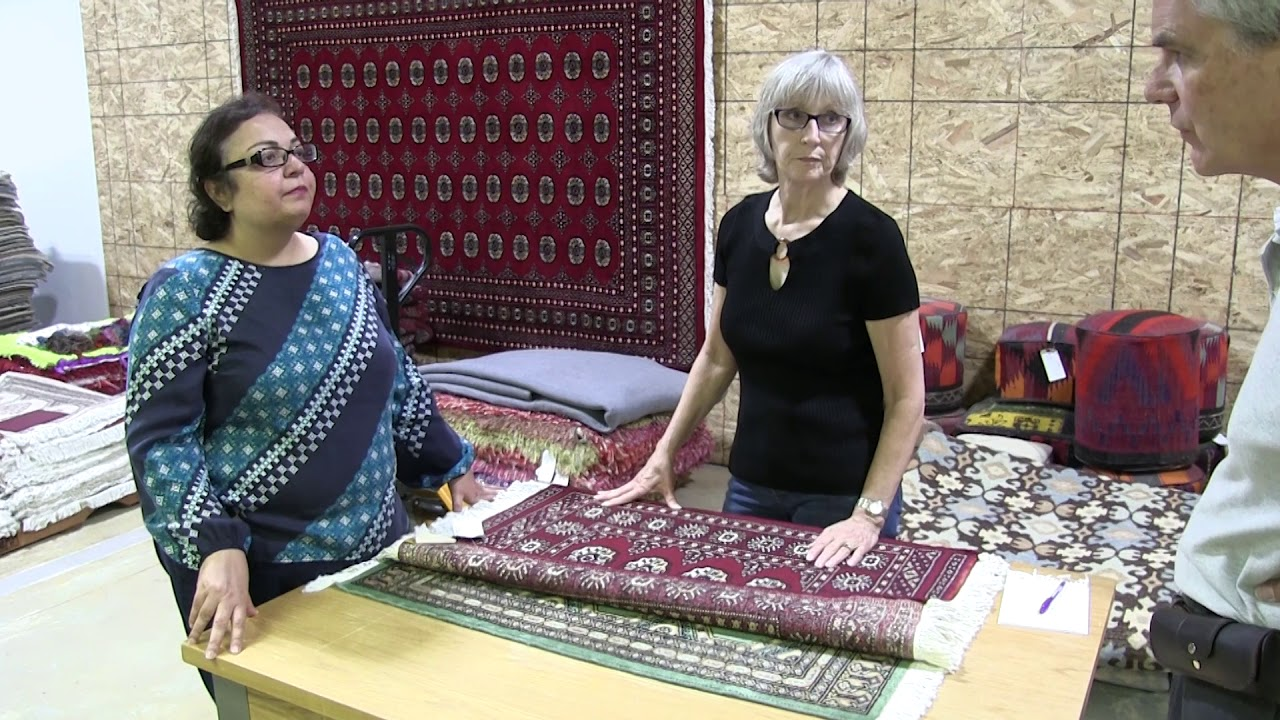 Hand Tufted Versus Knotted Rugs