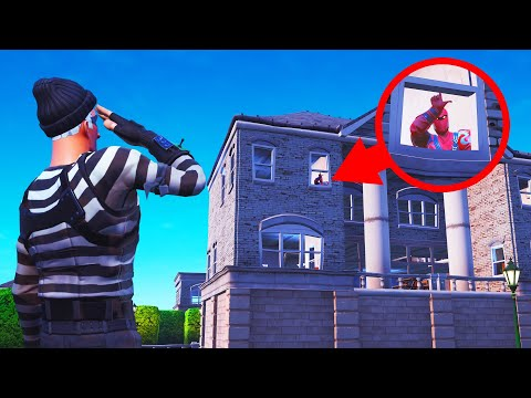 HIDE AND SEEK In A $50,000,000 MANSION! (Fortnite) thumbnail