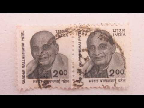 Old Indian Stamps (Collection Of Rare Indian Stamps)