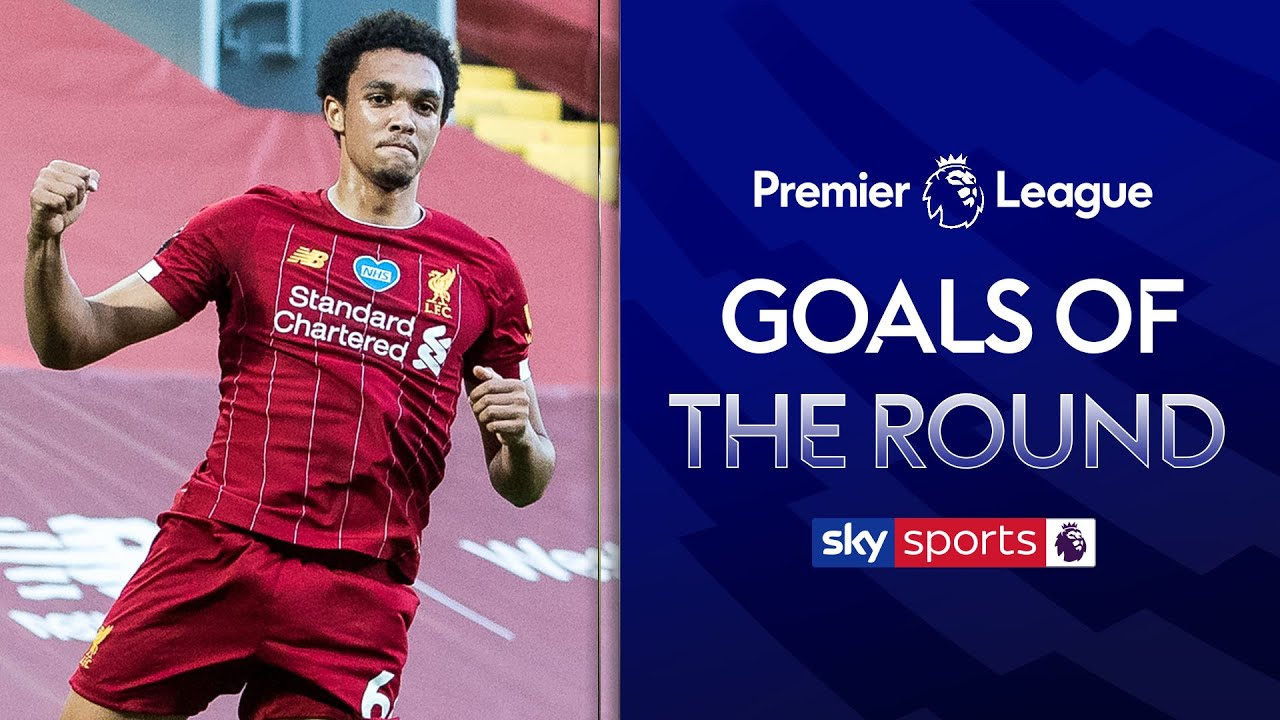 The BEST Premier League goals from MD 31⚽⚡
