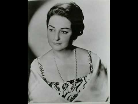 Montserrat Caballe - Lascia ch'io pianga