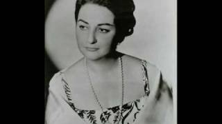 Montserrat Caballe Lascia Ch Io Pianga