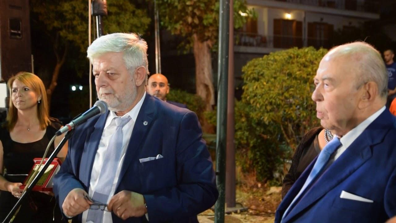 """Ο Δήμαρχος Τρίπολης ανακοίνωσε την μετονομασία της Πλ. Φιλικών σε πλατεία """"Γιώργου Καραγιάννη"""""""