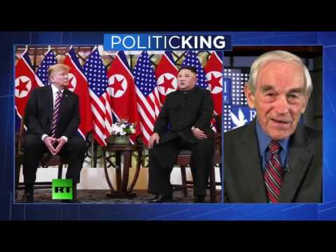 Ron Paul on Trump's budget priorities, defense spending, and the border wall