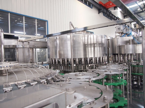 40-40-12 mineral water filling machine from DATONG