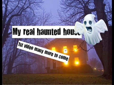 My real haunted house story time RE UPLOADED from my main channel
