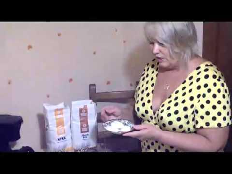 Бездрожжевой хлеб в домашних условиях