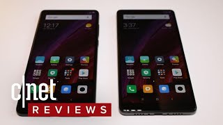 Mi Mix 2 unveiled: Xiaomi's latest phone is all screen