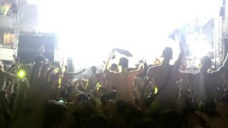 Tinie Tempah live at Stage BH Mallorca