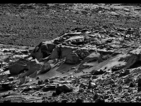 Ruins And Constructions Found On Planet Mars.