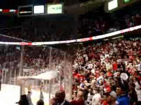 NJ Devils Last Victory in Continental Airlines Arena - YouTube