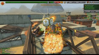 Tanki Online Gold Box Let's Play #112 (ЗЛП #112)•By Gold-Mans