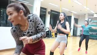 TWERK FITNESS With Sally Corita