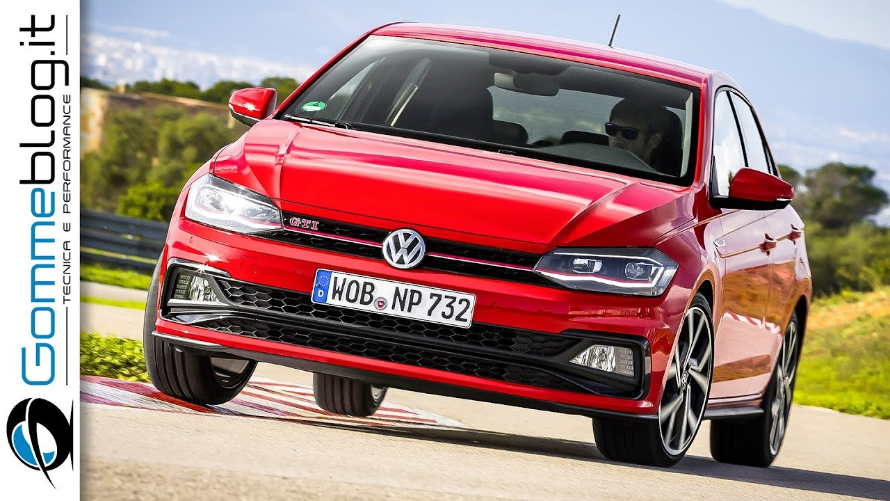 2018 Volkswagen Polo Gti The Best Small Sports Car Youtube
