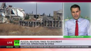 Reuters tries to discredit anti-ISIS operation in Syria - Russian MoD