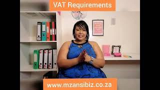 VAT Requirements