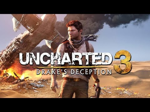 Uncharted 3: Drake´s Deception Remastered | Crushing Walkthrough | Chapter 19: The Settlement