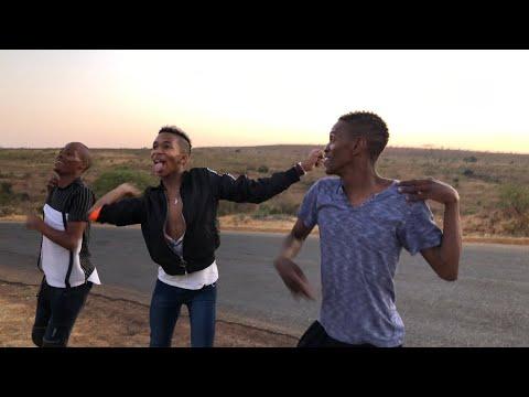 Prince Kaybee Ft Busiswa & Tns Banomoya Official Dance Video