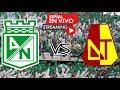 Nacional 1 Vs Tolima 1 - 24/11/2019 - Cuadrangulares El Parche Del Fútbol