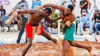 African Warriors Fighting Championship: Coronation of Kings Dambe highlights