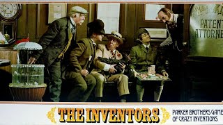 Ep. 103: The Inventors Board Game Review (Parker Brothers 1974)