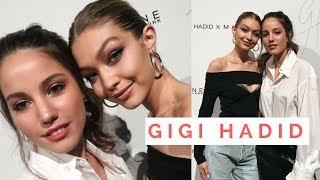 GIGI HADID'LE BULUŞTUM!! | Gigi Hadid X Maybelline | New York Vlog #1
