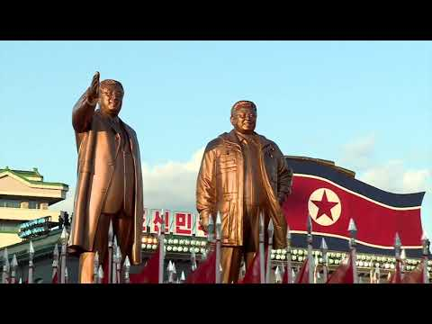 World War Three Kim Jung Un Trump North Korea Two Tribes