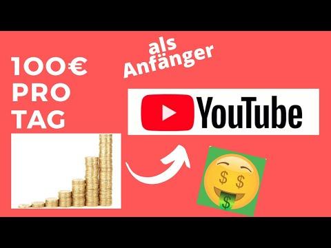 100 € Pro TAG Mit Youtube Verdienen Ohne Eigene Videos Zu Drehen!