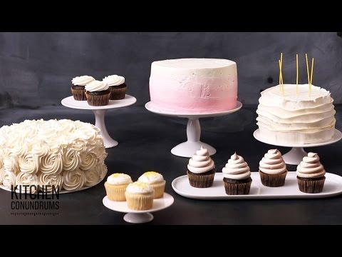 Amazingly Simple Cake Decorating Ideas