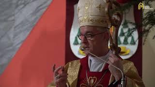 Bp Lechowicz - DLACZEGO IDZIESZ DO GROBU ŚW. JAKUBA? Homilia  na otwarcie roku św.Jakuba [3.01.2021]