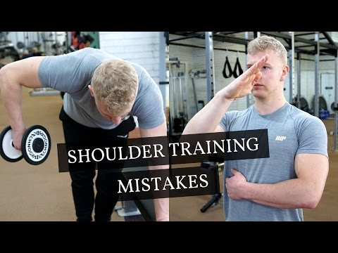 Are you Training your Shoulders Properly? (My Big Mistakes!)