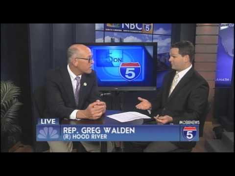 Representative Greg Walden - (R) Hood River