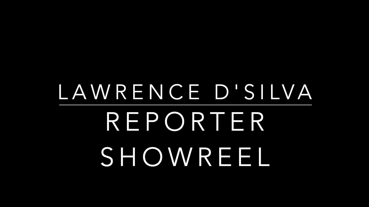 Reporter Showreel