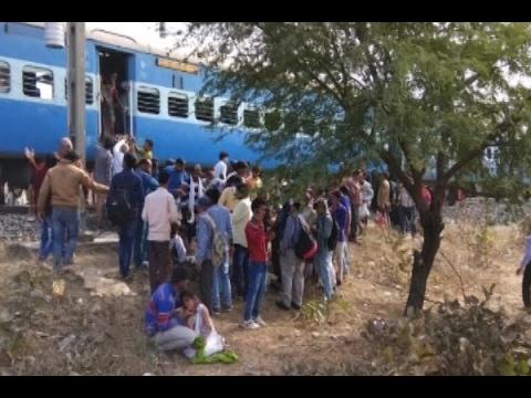 Shajapur (Madhya Pradesh): Explosion in Bhopal-Ujjain passenger train