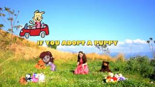 BABY DANCE |  IF YOU ADOPT A PUPPY