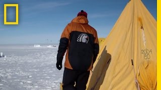 Where Does the Waste Go?  A Day in the Life of a Scientist | Continent 7  Antarctica