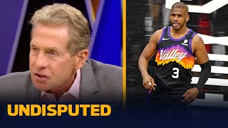 Skip & Shannon react to CP3 and the Suns' Game 1 win over Bucks in the NBA Finals   NBA
