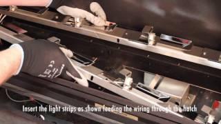 enviro c series gas fireplace halogen light kit installation
