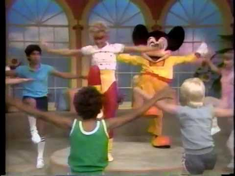Mousercise 1983 TV Full Episode 19