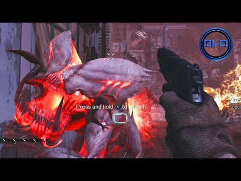 Ghosts EXTINCTION GAMEPLAY! 30+ Mins Alien Mode W/ Ali-A! (Call Of Duty Ghost Today HD COD)