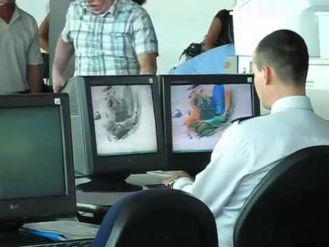 Airport X Ray Bag Platinum Global Security Dubai 00971555554976