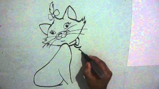 lulu caty DRAWING